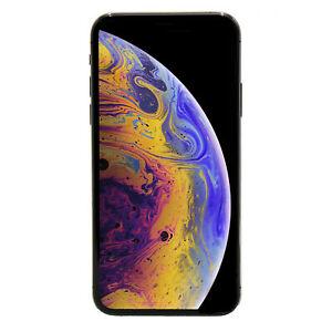 Apple iPhone XS - 64GB - Space Grau A2097 (GSM) 14,7 cm (5,8 Zoll) BRANDNEU