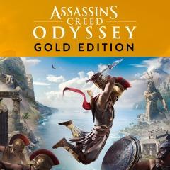 [PSN CA] Assassin's Creed® Odyssey Gold Edition inkl. SEASON PASS + ASSASSIN'S CREED III REMASTERED
