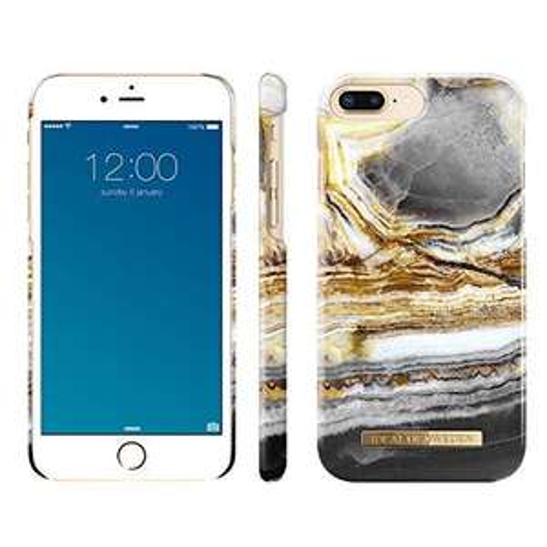 [Amazon Blitzangebot sowie Gutschein] Handyhülle iDeal of Sweden Outer Space Agate für iPhone 8 Plus / 7 Plus / 6 Plus / 6s Plus