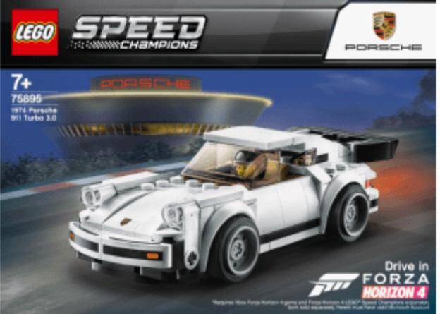 Lego 75895 Speed Champions Porsche 911 Turbo 3.0 für 11,99€ vorbestellen