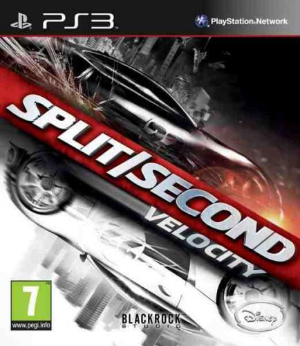 Split Second - Velocity Playstation 3 / XBox 360 nur 8,99 Euro inkl. Versand bei ZAVVI.com