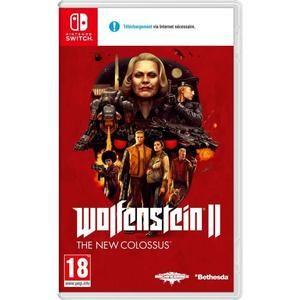Wolfenstein II: The New Colossus (Switch) für 30,99€ (Cdiscount)