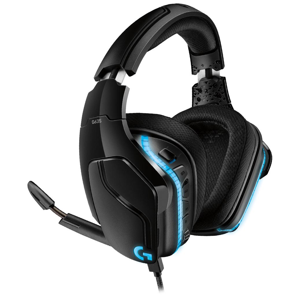 Logitech G635 Gaming Headset [Notebooksbilliger]