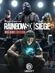 Rainbow Six Siege (Standard/Deluxe/Gold/Ultimate) mit 50-60% Rabatt im Ubistore