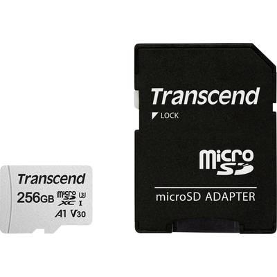 [Abholung] Transcend 300S R95/W45 microSDXC 256GB Kit, U3, A1, V30 | Renkforce ÜS-Steckdosenleiste 6-fach mit 2xUSB  für 15€ | u.a.