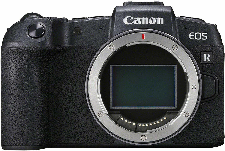Canon EOS RP Body + Adapter EF-EOS R (Amazon.it)