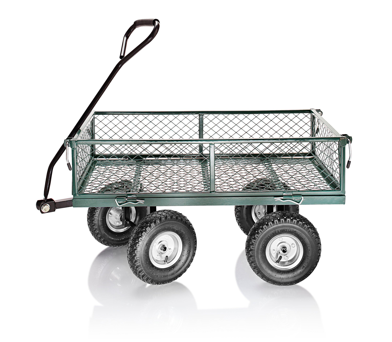 Gartenwagen XL bis 350 kg belastbar