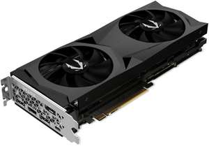 Nvidia Summer Sale: z.B. Zotac GeForce RTX 2070 AMP! Edition 8GB GDDR6 (1410/1740Mhz, 1x HDMI 2.0b, 3x DP 1.4a, 1x USB-C mit DP 1.4a)
