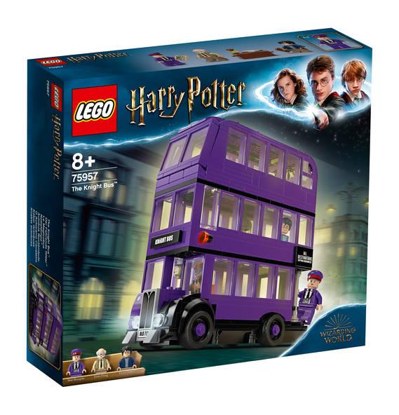 LEGO Harry Potter, Der Fahrende Ritter 75957