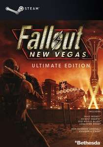 Fallout New Vegas: Ultimate Edition 2,40€ /  Fallout 3 - Game Of The Year Edition 3,20€ [Gamesplanet] [Steam]