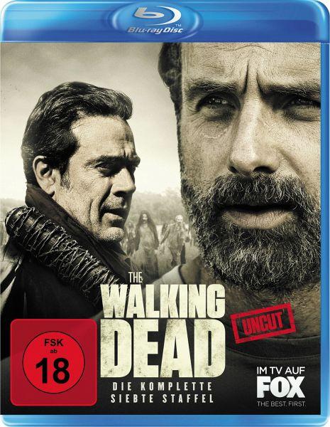 The Walking Dead - Die komplette siebte Staffel (Blu-ray) für 13,44€ (Amazon)