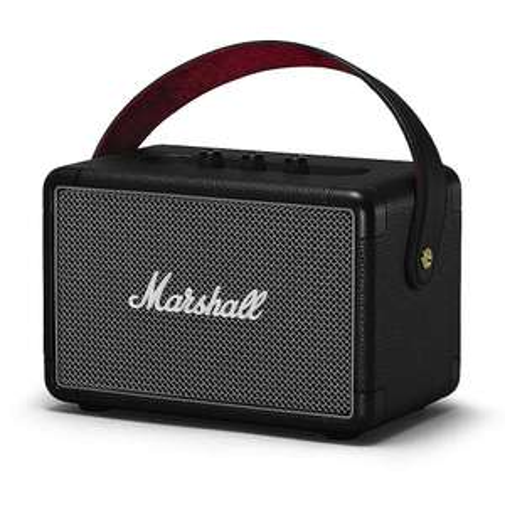 Marshall Kilburn II Tragbarer Bluetooth Lautsprecher schwarz