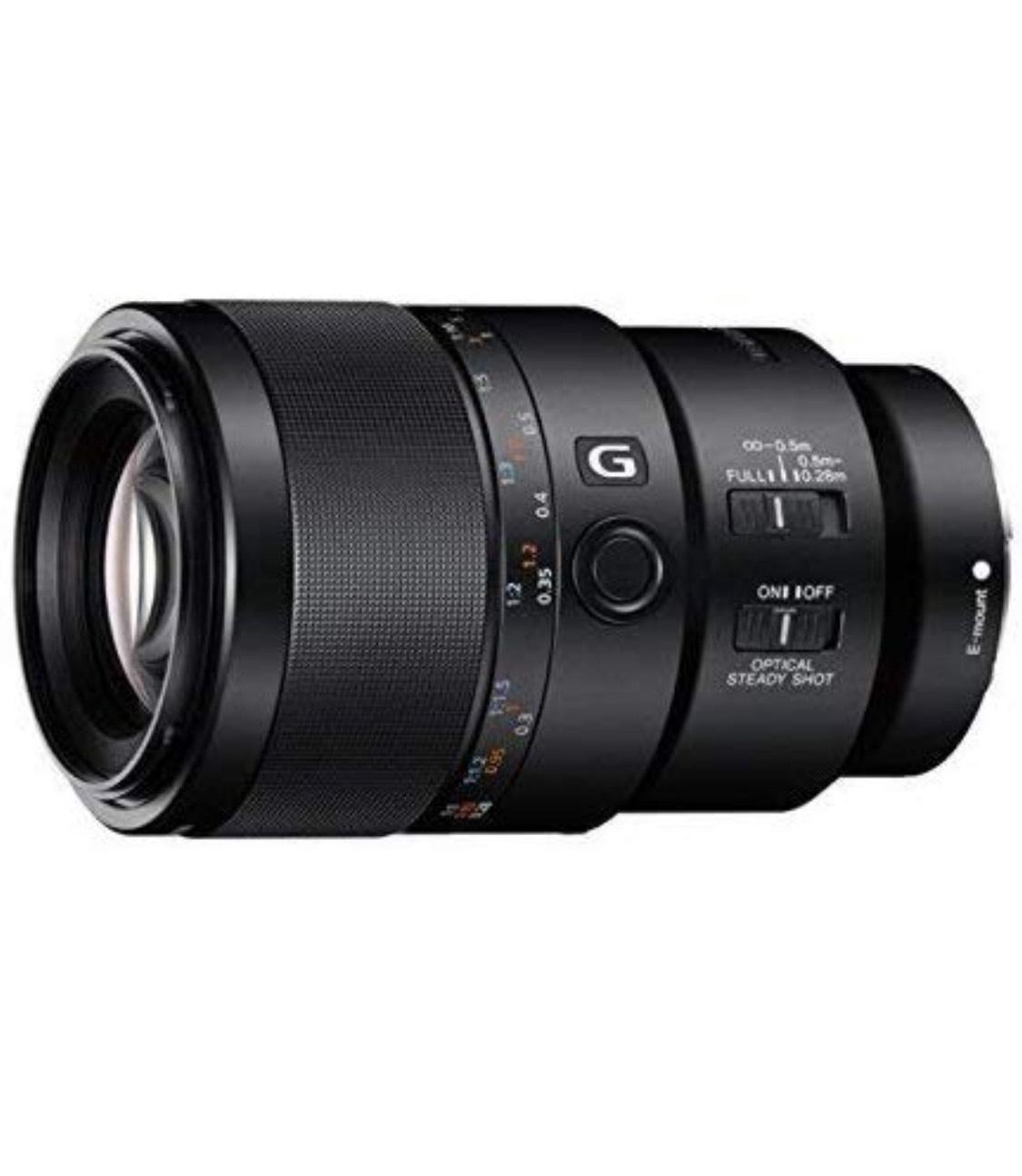 Sony 90mm f2.8 Macro G OSS Amazon.it