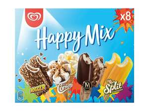 Langnese Summer Mix / Happy Mix Eis-Packung bei [Lidl]