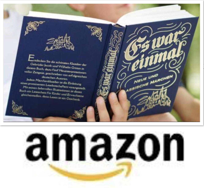 Zum Weltkindertag: Amazon verschenkt 1 Million Märchenbücher - auch über Thalia, Mayersche, Hugendubel u.w. Buchhändler