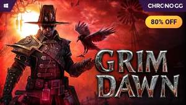 Grim Dawn (Steam) wieder bei Chrono.gg im Angebot