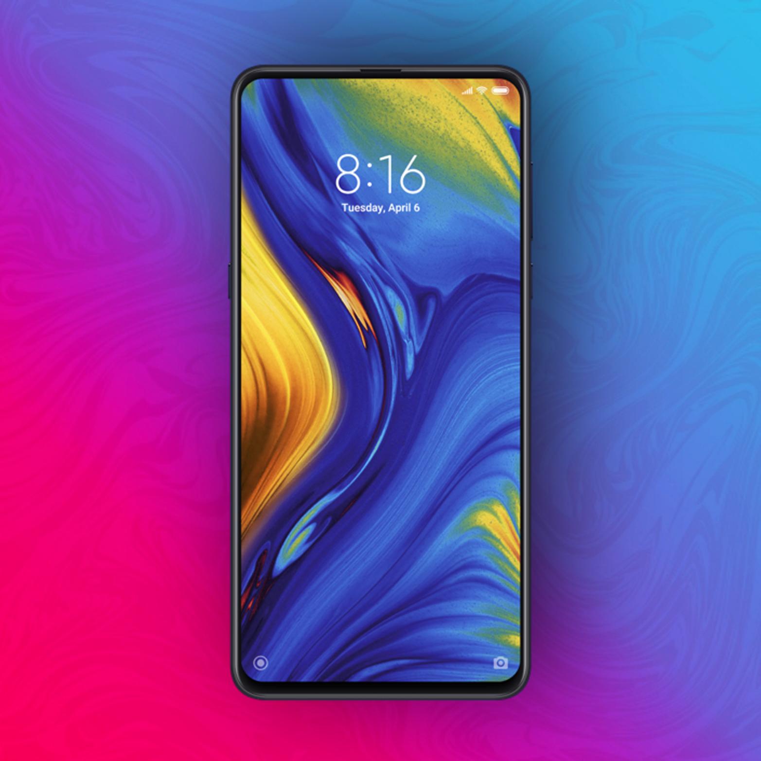 "[IT KK notwendig] Xiaomi Mi Mix 3 128/6GB - Snapdragon 845 - 6,39"" Amoled Display + Mi Powerbank 2S für 299,90€"