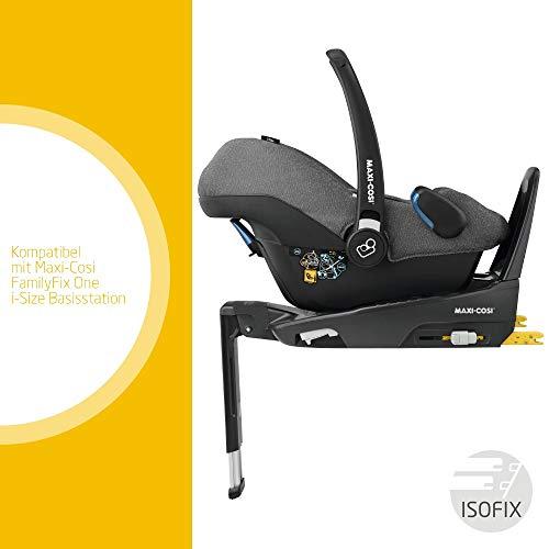 Maxi-Cosi Rock Babyschale + FamilyFix One i-Size Basisstation zum Tiefstpreis