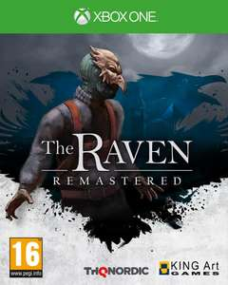 The Raven: Vermächtnis eines Meisterdiebs Remastered (Xbox One) für 13,74€ (Amazon IT)
