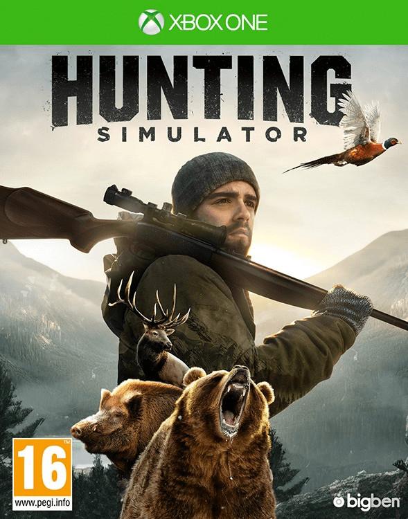 Hunting Simulator (Xbox One) für 15,07€ (Amazon UK)