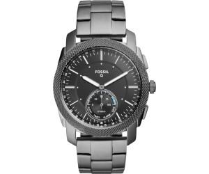 Diverse Hybrid Smartwatches von Fossil für 84,15€: z.B. Fossil Q Machine FTW1166 (Quarz, Bluetooth, Aktivitätstracker, Benachrichtigungen)