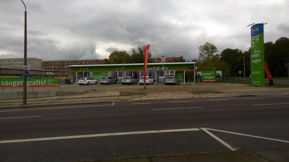 (Lokal Halle/S.) IMO Autowäsche in der Nietlebener Straße 50% Rabatt auf alle Wäschen