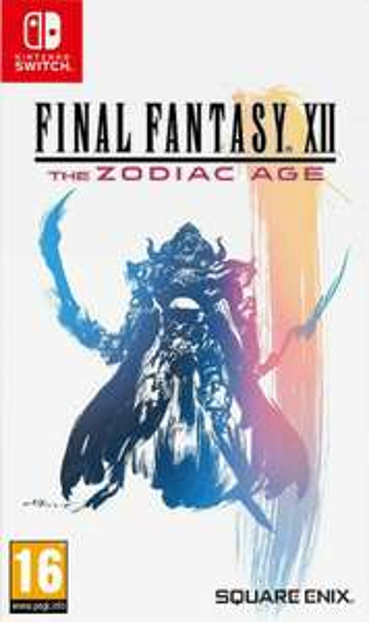 Final Fantasy XII: The Zodiac Age für 28,22€ & Final Fantasy X/ X-2 HD Remaster (Switch) für 28,18€ (Amazon UK & IT)
