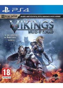 Vikings Wolves of Midgard - Special Edition (PS4) für 10,85€ (Base.com)