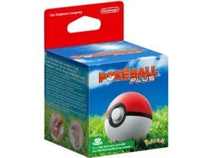 Nintendo Pokéball Plus (Switch) für 23,74€ (Amazon ES)