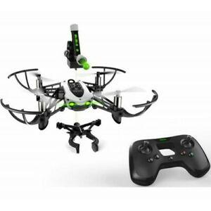 Quadrocopter Parrot Mambo Mission + FPV-Pack (100m Reichweite, 10min Akkulaufzeit, Bluetooth, 1280x720@30fps, 120° Sichtfeld, App, Brille)