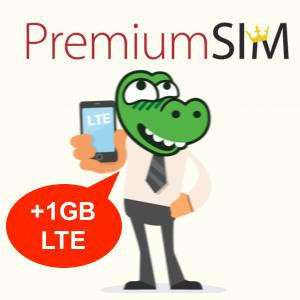 PremiumSIM LTE S Allnet-Flat 3GB für mtl. 6,99€ (Telefonica-Netz, monatlich kündbar / 24-Monatsvertrag)