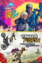 Trials of the Blood Dragon + Trials Fusion: Awesome Max Edition (Xbox One) für 3,48€ (Xbox Store CZ Live Gold)