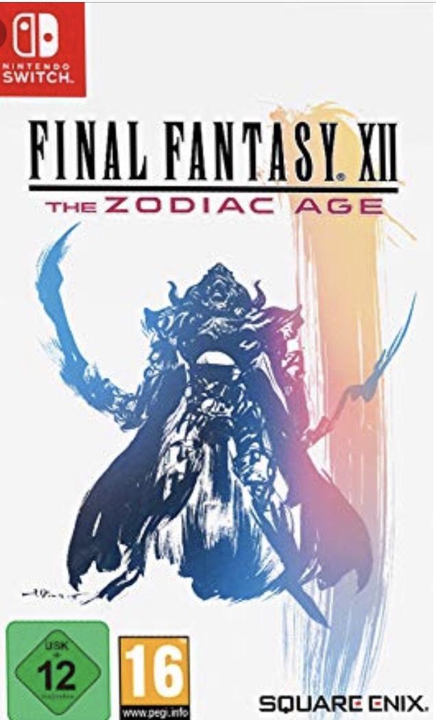 Final Fantasy XII The Zodiac Age (Nintendo Switch) Bücher.de mit Masterpass