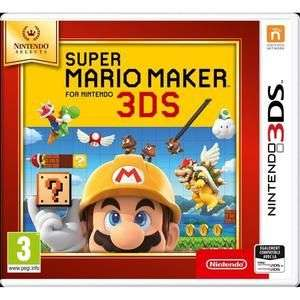 Super Mario Maker (3DS) & Donkey Kong Country Returns (3DS) für je 11,99€ (Cdiscount)