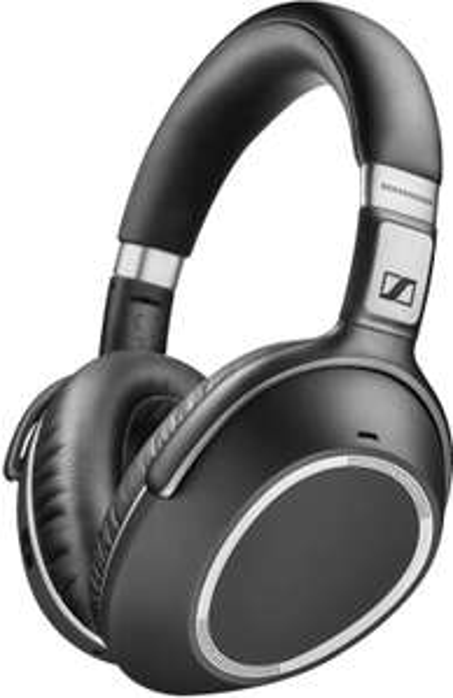 ANC-Kopfhörer Sennheiser PXC 550 Wireless (Over-Ear, geschlossen, Bluetooth 4.2, aptX, NFC, Klinke, ~30h Akku, Mikrofon, faltbar, Touch)