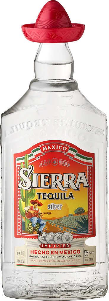 Sierra Tequila für 9,99€ bei Kaufland
