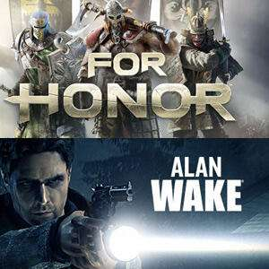 Alan Wake & For Honor komplett kostenlos (Epic Store)