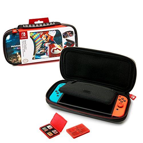 Nintendo Switch Travel Case Deluxe Mario Kart 8 für 14,99€ (Amazon Prime & Real)