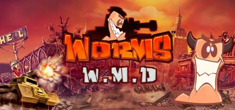 Free Weekend: Worms W.M.D (Steam)