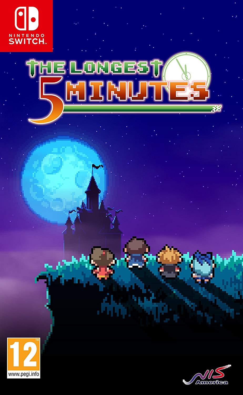 The Longest Five Minutes (Nintendo Switch) für 23,52€ [Amazon.it]