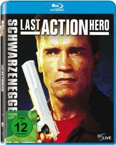 Last Action Hero (Blu-ray) & The 6th Day (Blu-ray) für je 4,99€ (Müller)