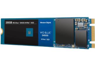 WD WD Blue™ SN500 NVMe™, 250 GB SSD, intern für 44 € inkl. Versandkosten