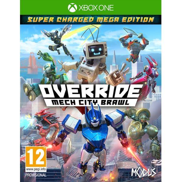 Override: Mech City Brawl für 10,21€, Crackdown 3 für 16,32€ (Xbox One) & Destiny 2 für 5,74€ (PS4) [Shop4]
