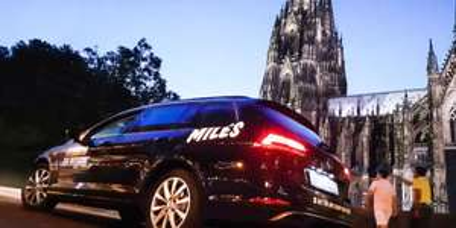 [Lokal Köln] 30€ Fahrtguthaben + kostenlose Registrierung beim Carsharing Anbieter Miles