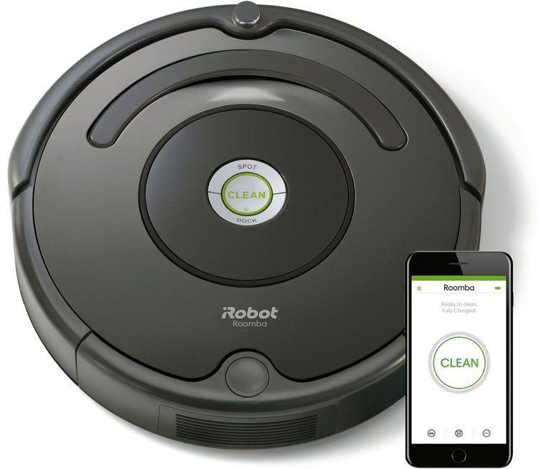 iRobot Saugroboter Roomba 676 [Neckermann]