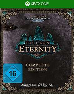 Pillars of Eternity Complete Edition (Xbox One) für 17,19€ (Amazon Prime & bol.de)