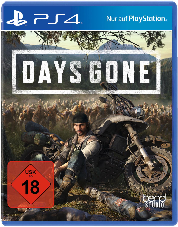 EWD Gaming: z.B. Days Gone [PS4] - 29€ | State of Mind [Multi] - 7€ | Travis Strikes Again [Switch] - 20€ | Joy-Con-Aufladehalterung - 20€