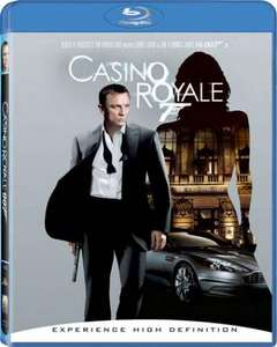 Saturn Tübingen - James Bond -  Casino Royal  Blu-ray Disc
