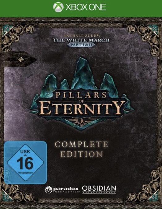 Pillars of Eternity (Complete Edition) Xbox ( Thalia-Club)