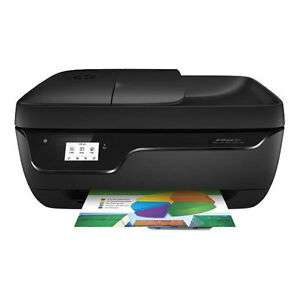 HP OfficeJet 3831 Multifunktionsdrucker schwarz WLAN USB 2.0 Tintenstrahldrucker